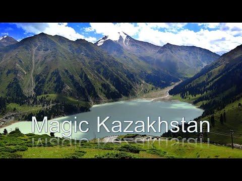 Большое Алматинское Озеро, Ущелье Алмарасан