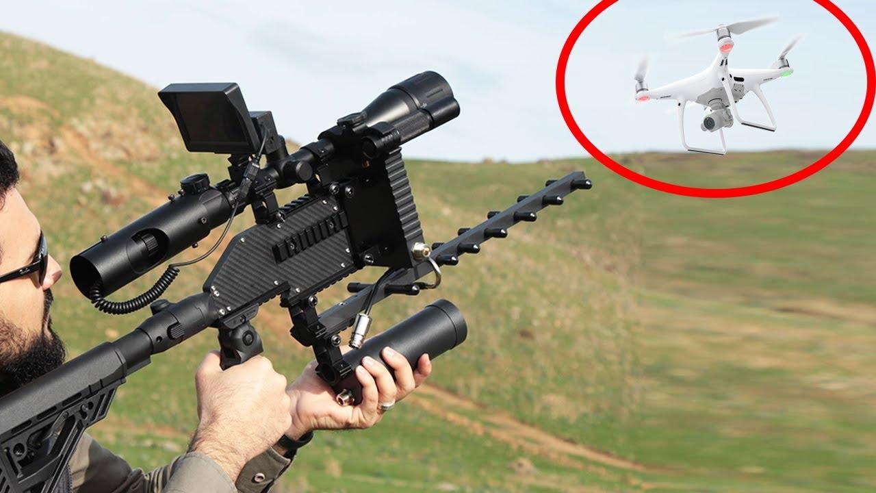 Drone'ların Korkulu Rüyası #2: Drone Killer V4 İncelemesi