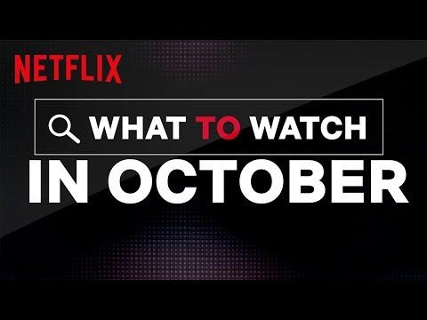 New on Netflix UK/IE | October | Netflix