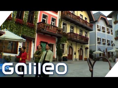 Chinas Fake-Städte | Galileo Lunch Break