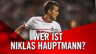 Niklas HAUPTMANN: Mein IDOL? Andres INIESTA    1. FC Köln