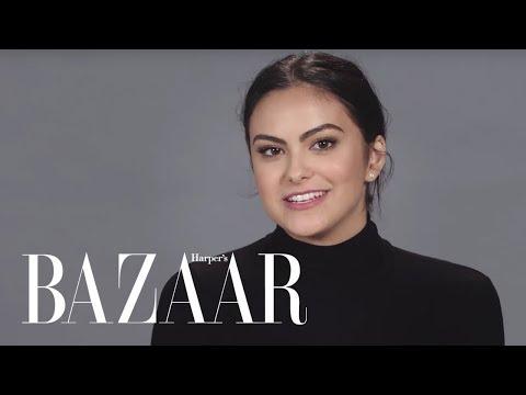 Riverdale's Camila Mendes Impersonates the Internet | Harper's BAZAAR