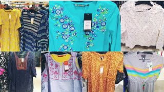 Reliance Trends floral collection/ new arrivals/ Trends store tour