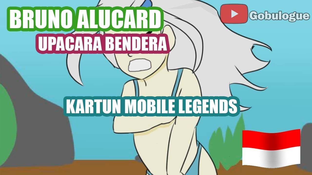 Mobile Legends Animation Bruno And Alucard Celebrate Independence Day