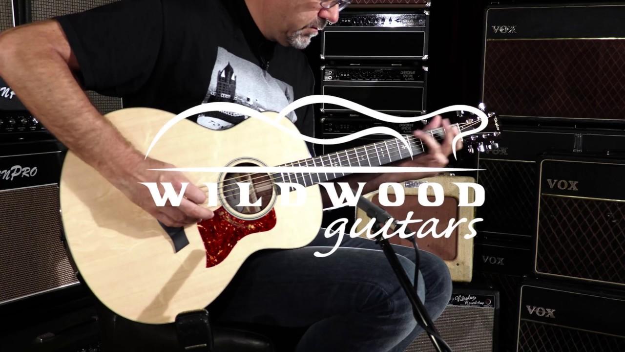 taylor guitars 516e ltd baritone 6 sn 1102126080 youtube. Black Bedroom Furniture Sets. Home Design Ideas