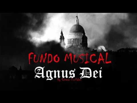 Fundo Musical Agnus Dei - by Cicero Euclides