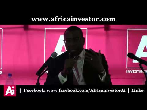 Amadou Hott, CEO, Sovereign Wealth Fund for Strategic Investments, Senegal - Abuja 2014