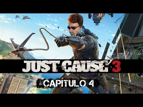 Just Cause 3 Cap.4 - Reacción a lo bestia