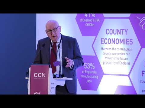 CCN Conference 2017: Fair and Future Funding for Counties