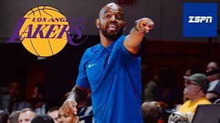 Lakers Hire John Lucas III To Frank Vogel's Coaching Staff   John Lucas III Lakers