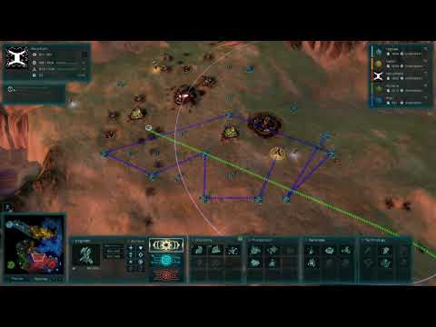 IVATOPIA let's play Ashes of the Singularity Escalation Episode 64 |
