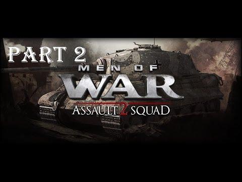 Men of War Assault Squad 2 Iron Fist Walkthrough part 2 |