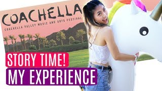 Get Ready With Me & Story time: Coachella Experience!