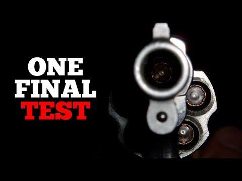 """One Last Test"" Creepypasta"