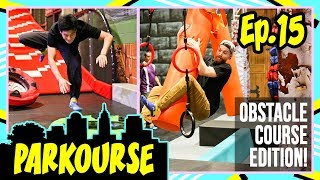 Download Parkourse Obstacle Course Edition! (Ep. 15) Mp3 and Videos
