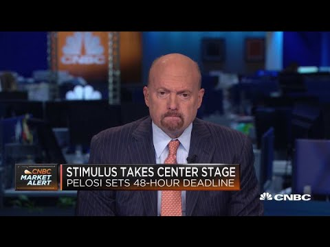 Jim Cramer On Stimulus Stalemate And The Hospitality Industry