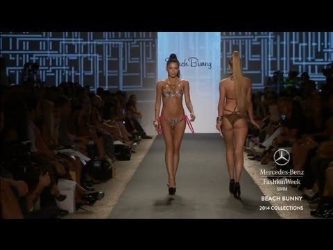 BEACH BUNNY - MERCEDES-BENZ FASHION WEEK SWIM 2014 COLLECTIONS