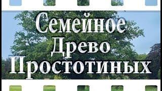 Семейное Древо Простотиных. Слайд шоу из фотографий и музыки