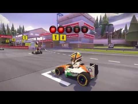 F1 Race Stars: Part 6/30 - European Cup 2