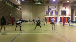 Apr 30, 2017 - Women's Volleyball - Cash Prize - Hillford Gils vs VBLI Infinity - C1 / M2 / G1