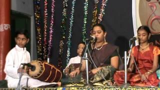 DEVA BANDANAMMA BY SRI PARUPALLI RAMAKRISHNAIAHPANTHULU SANGEETHA VIDYALAYAM STUDENTS
