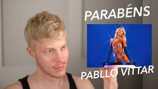 Baixar PARABÉNS - PABLLO VITTAR feat. PSIRICO REACTION