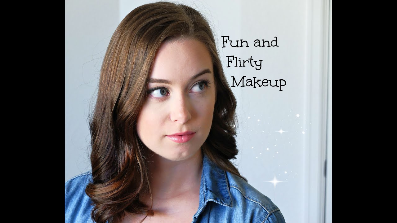 flirty makeup look 8 makeup looks that make freckles look amazing flirty lashes finish off your look with a hint of bronzer on your cheeks for a makeup look that will extend.