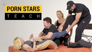 Porn Stars Teach Moms Advanced Sex Positions