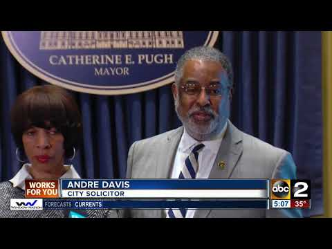 City Solicitor and Baltimore FOP at odds over lawsuit settlements