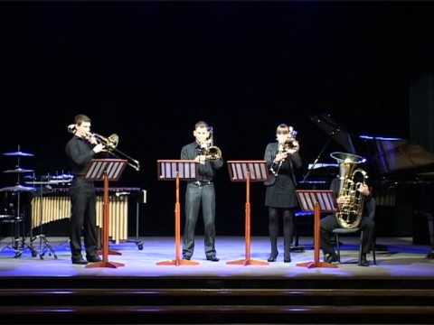 Kazimierz Serocki, Suite for Four Trombones