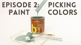 How To Pick THE RIGHT Colors for Your Painting & Stenciling Project