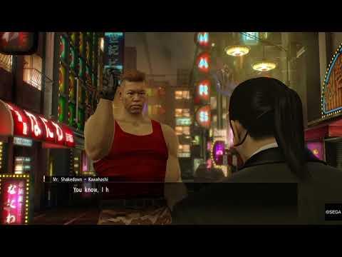 Yakuza Zero: Mr. Shakedown (Rush + Slugger Style) |
