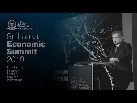 #ECONOMY2025 : Accelerating Sri Lanka's Economy – Speech by Dr Hans Wijayasuriya