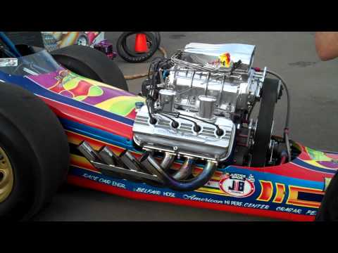 Top Fuel Front Engine