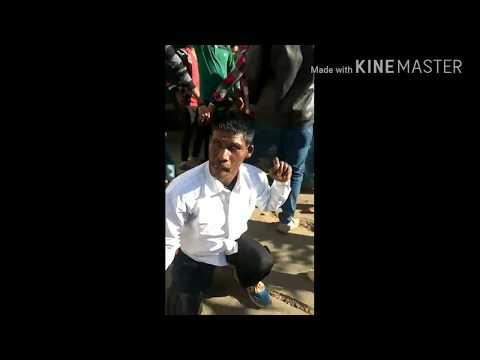 teri-aakhya-ka-yo-kajal-funny-dance-||-by-double-maza-logic-2017