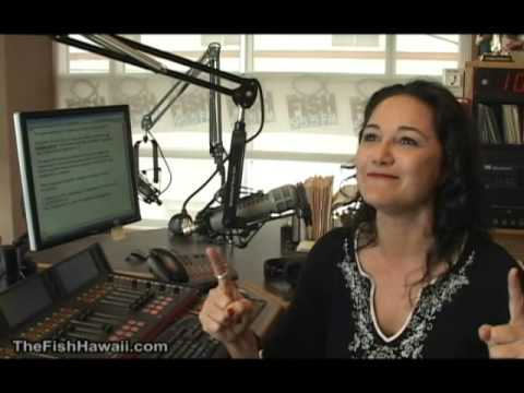 Hawaii Radio - Dawn O'Brian - Christian Radio Honolulu KAIM 95.5 Fish Radio Live Online