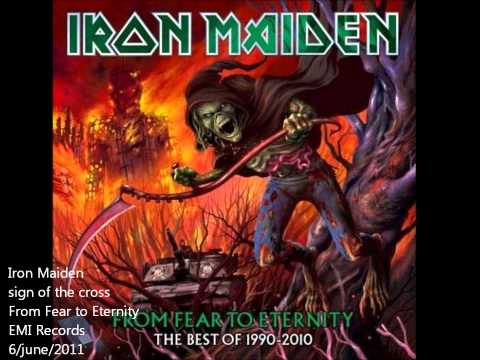 Iron Maidenn-sign Of The Cross From Fear To Eternity