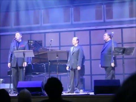 Три тенора Three tenors. Amazing concert in 5 languages