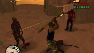 Zombies del HL2 en GTA San Andreas