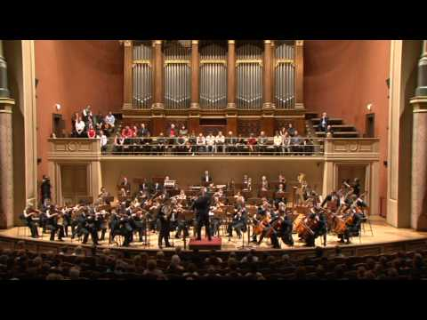Radek Baborák plays Glière... Horn Concerto in B flat major, III. Moderato - Allegro vivace