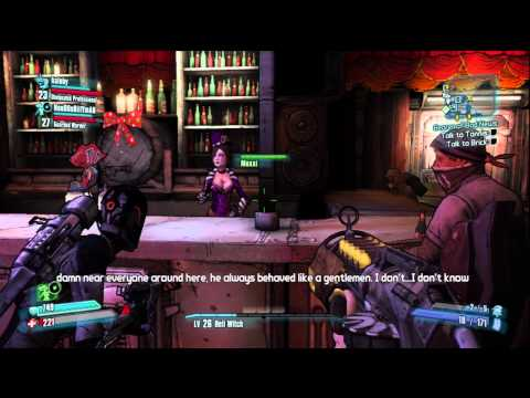Borderlands 2: Reactions To Roland Dying