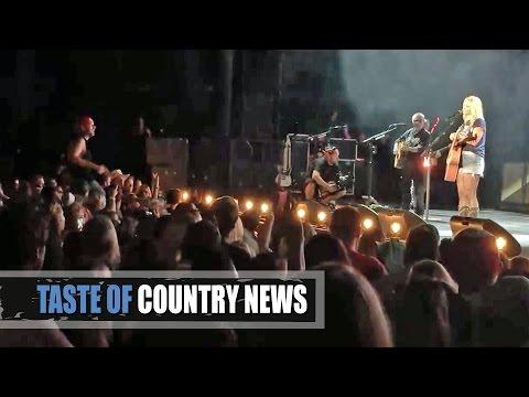 Miranda Lambert Ejects Fans at California Concert