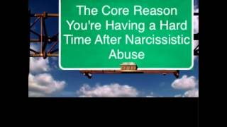 The Core Reason Why You Hurt So Much After Narcissistic Abuse