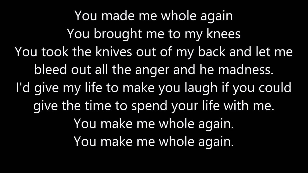 Whole Again Front Porch Step lyrics - YouTube - photo#35