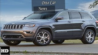 Hot News !!! 2018 Jeep Grand Cherokee Interior and Infotainment Overview