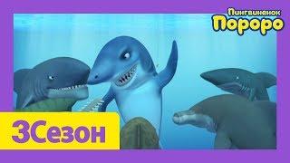 Лучший эпизод Пороро #14 Серия Странные игры  | Пороро 3 сезон 37 cерия | мультики для детей