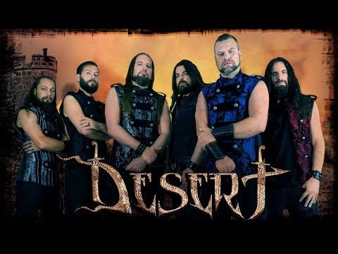 DESERT - Видео приветствие и приглашение на концерты в России