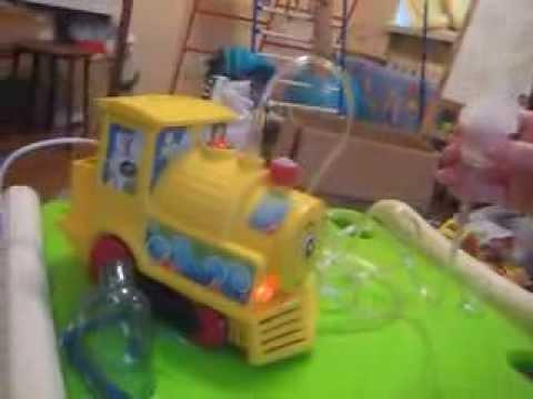 Ингалятор для детей и взрослых BOREAL F400 (Бореал) - YouTube
