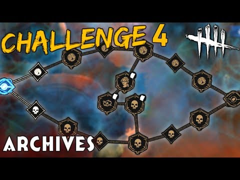 Archive Challenges Level 4 - Dead by Daylight