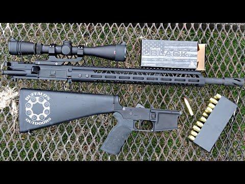 Bear Creek Arsenal .450 Bushmaster - Part 3